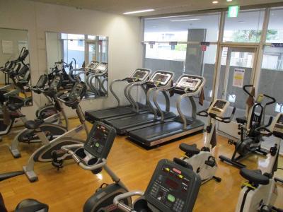 八雲体育館・トレーニング室の画像